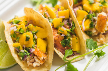Blackened-Fish-Tacos-with-Mango-Salsa-a-healthy-and-fast-seafood-recipe
