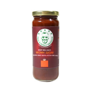 Jersey Brown Sugar - The Badda Bing Badda Boom BBQ Sauce