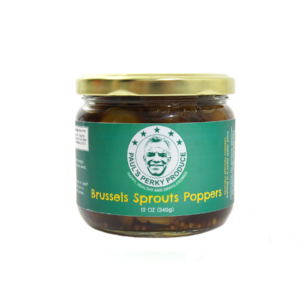 Brussels Sprouts Poppers - 12 oz.